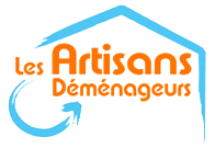 Logotype Les artisans déménageurs